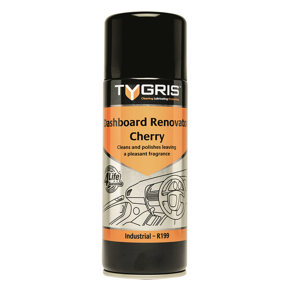 TYGRIS  Dashboard Renovator - Cherry - 400 ml  R199
