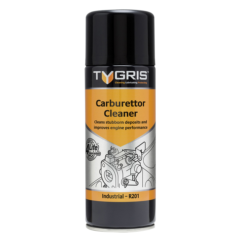 TYGRIS Carburettor Cleaner - 400 ml R201