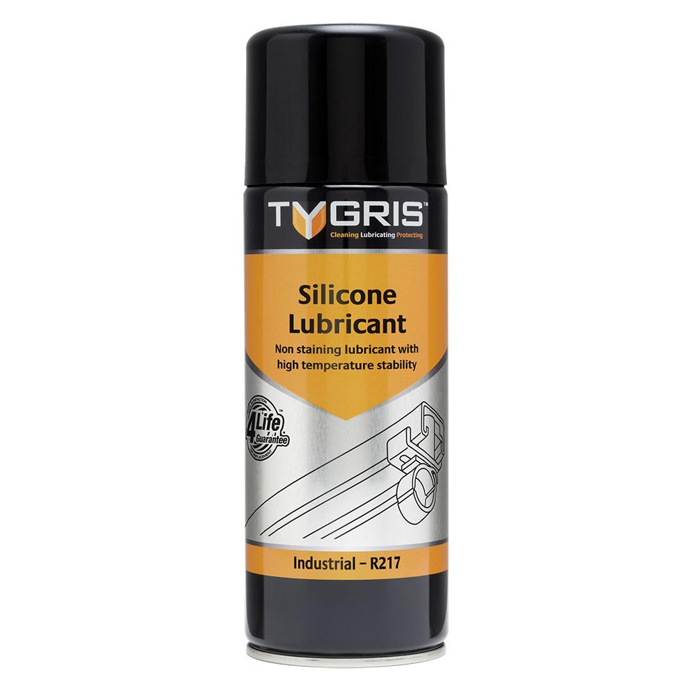 TYGRIS  R217  Silicone Lubricant  400ml Aerosol