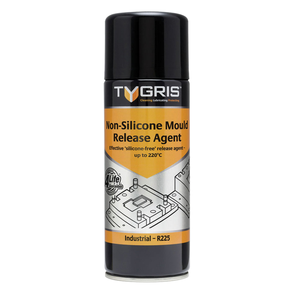TYGRIS Non-Silicone Mould Release - 400 ml R225