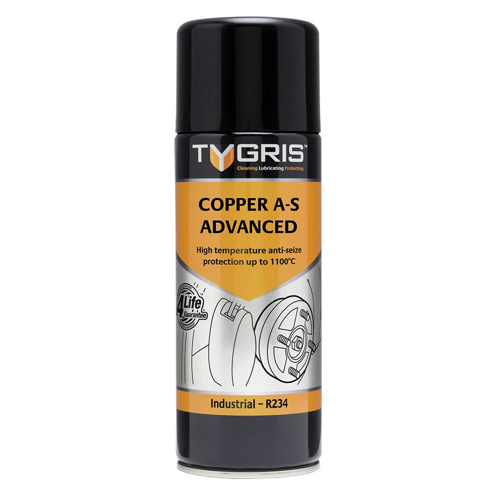 TYGRIS Copper A-S Advanced - 400 ml R234
