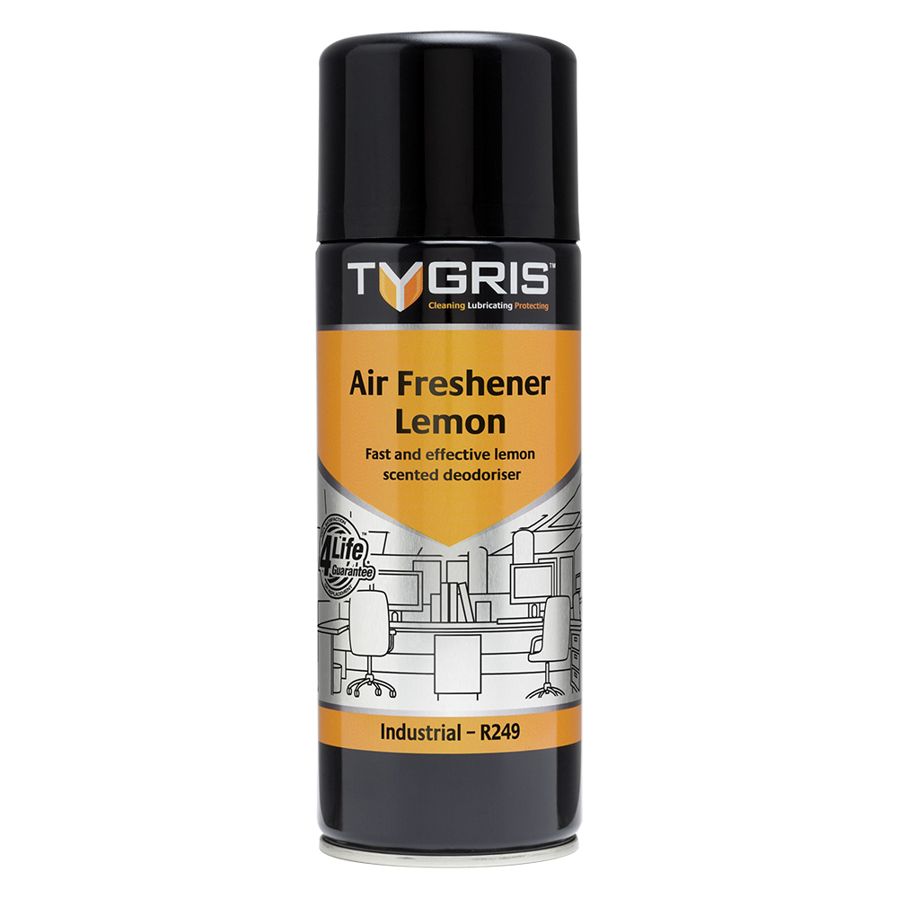 TYGRIS Air Freshener (Lemon) - 400 ml R249
