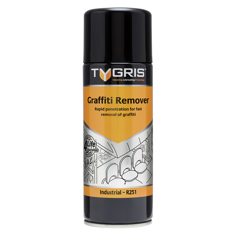 TYGRIS Graffiti Remover - 400 ml R251