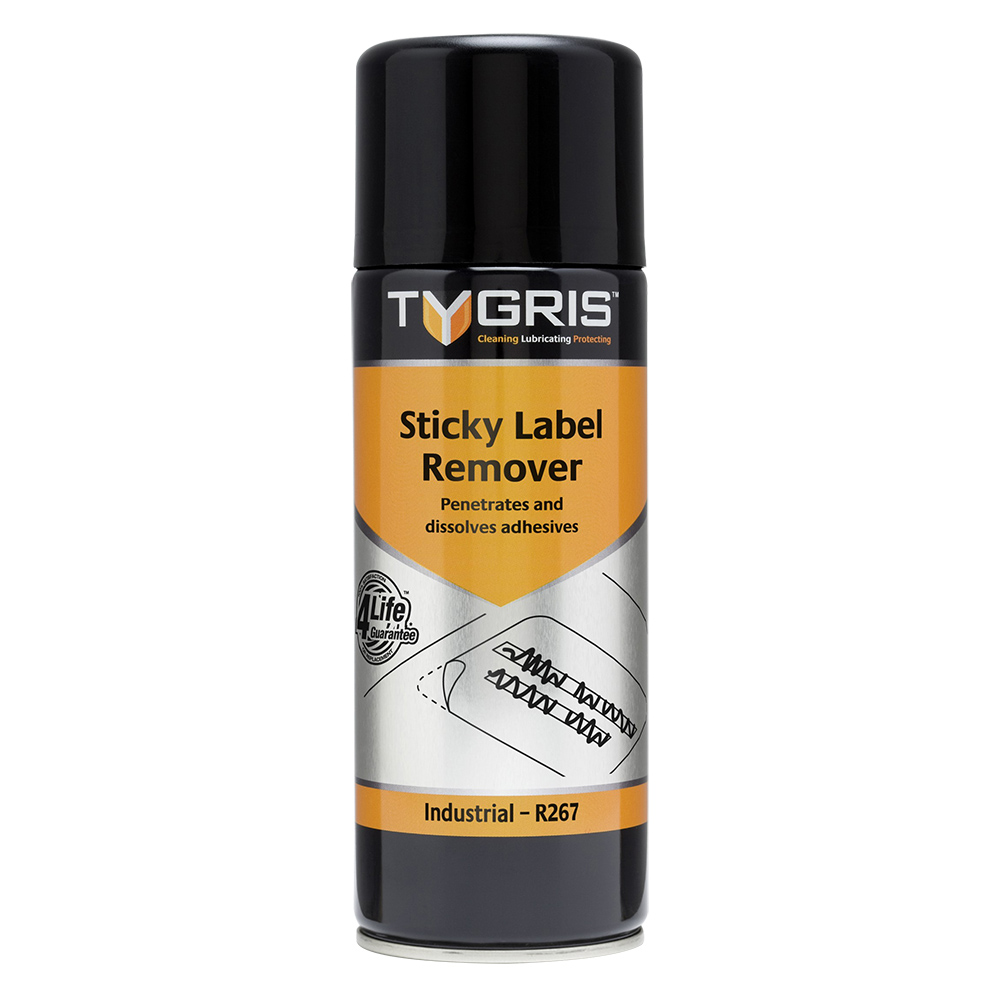 TYGRIS Sticky Label Remover - 400 ml R267