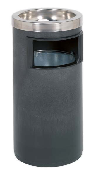Sealey - RCB06  Cigarette Ashtray & Litter Bin