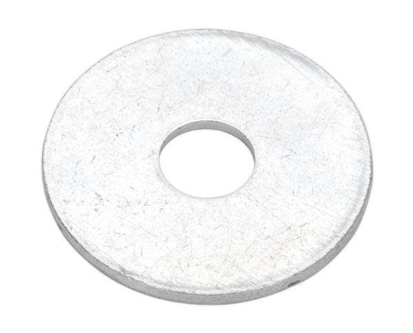 Sealey - RW1030  Repair Washer M10 x 30mm Zinc Plated Pack of 50
