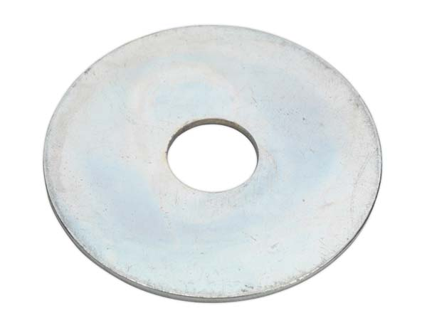 Sealey - RW1050  Repair Washer M10 x 50mm Zinc Plated Pack of 50