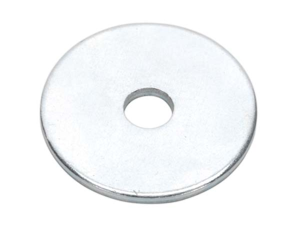 Sealey - RW519  Repair Washer M5 x 19mm Zinc Plated Pack of 100