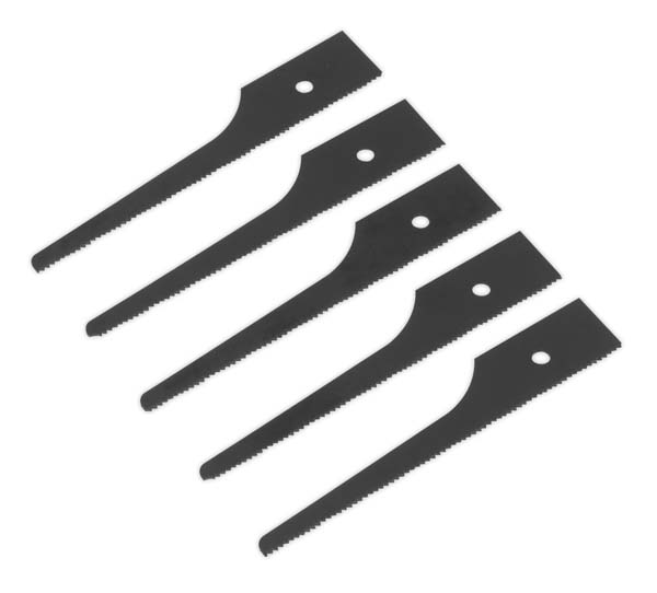 Sealey - SA345/B24  Air Saw Blade 24tpi Pack of 5