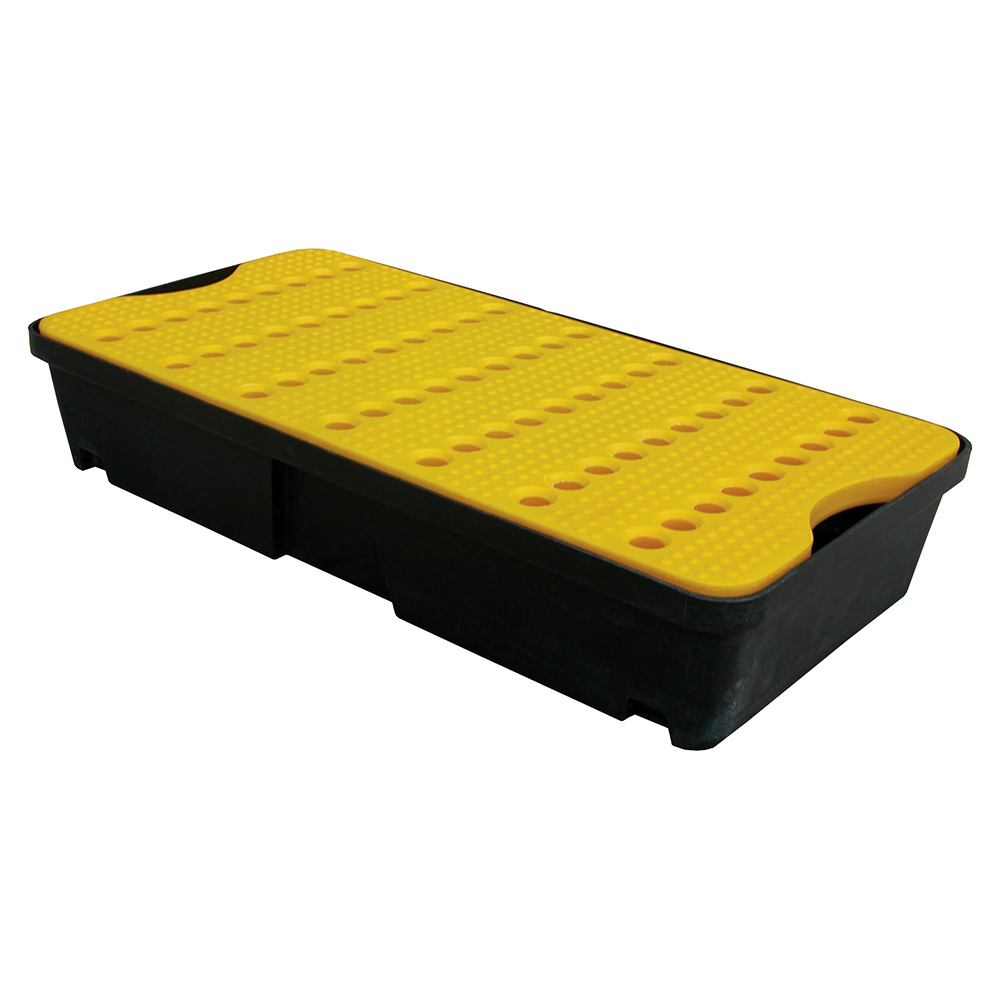 TYGRIS Spill Tray with Grid *Ex-Works