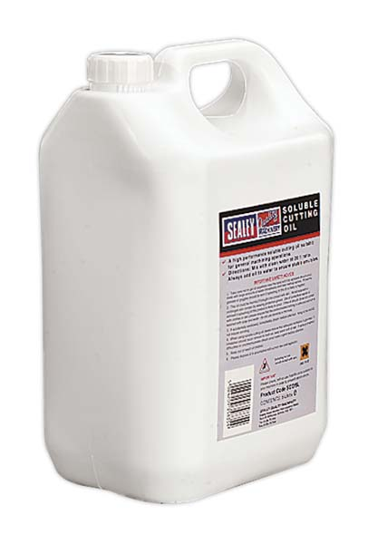 Sealey - SCO/5L  Soluble Cutting Oil 5ltr