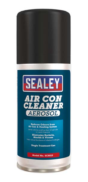 Sealey - SCS023  Air Conditioning Sanitizer 150ml Pack of 6