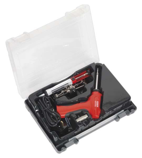 Sealey - SD250K  Professional Soldering Kit