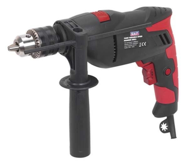 Sealey - SD750  Hammer Drill