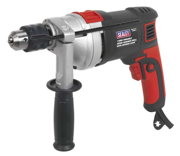 Sealey - SD800  Hammer Drill 13mm Variable Speed with Reverse 850W/230V