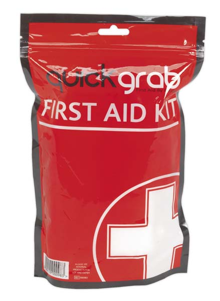 Sealey - SFA03  First Aid Grab Bag