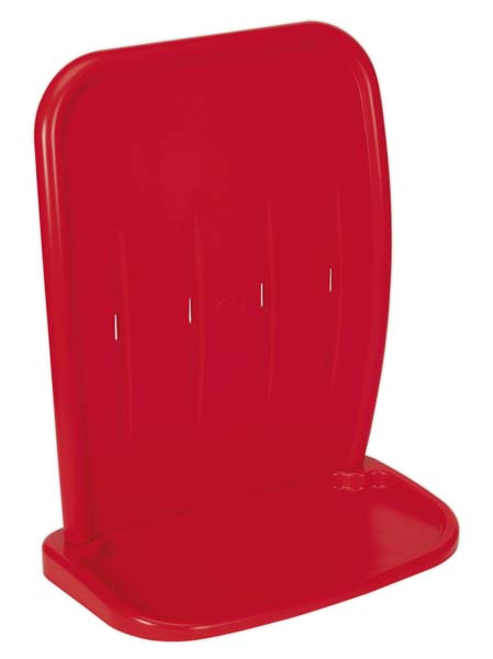 Sealey - SFEH02  Fire Extinguisher Stand - Double