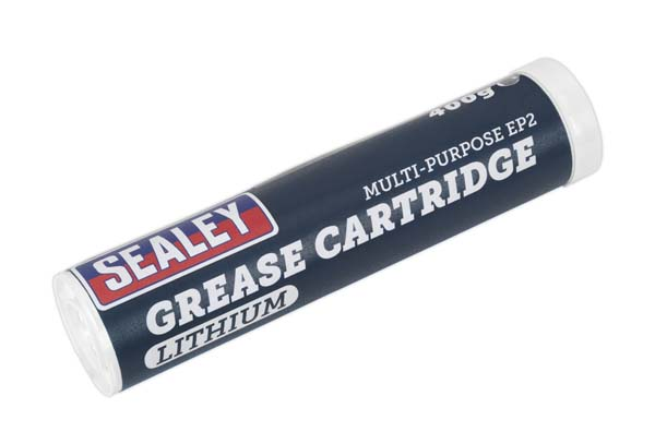 Sealey - SGC1  Grease Cartridge EP2 Lithium 400g