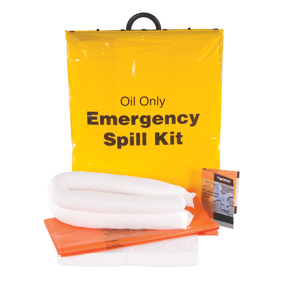 TYGRIS On-The-Go Oil Only Spill Kit - 15 Litre SK15(O)
