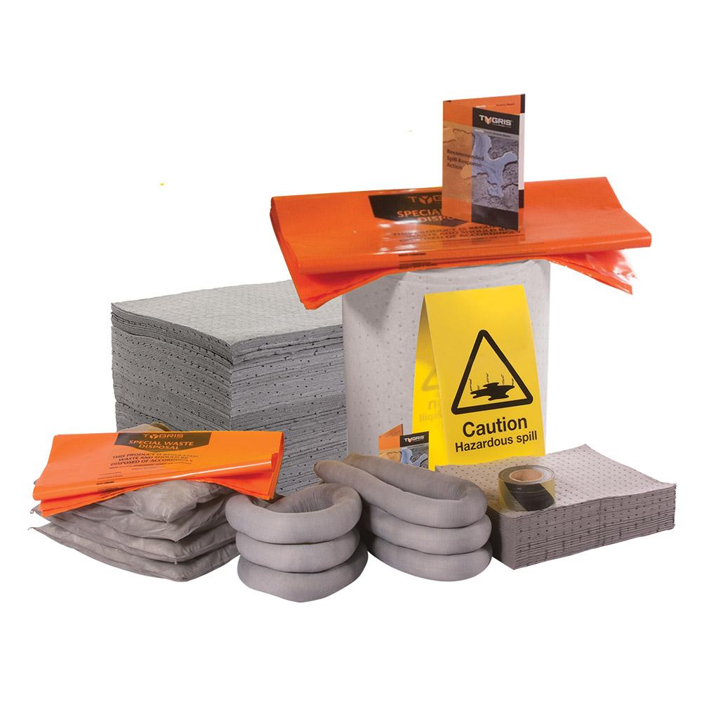 TYGRIS Oil Only Spill Kit Refill - 210 Litre SK210(O)R