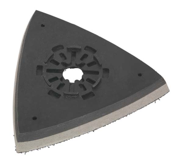 Sealey - SMTA6  Multi-Tool 75mm Triangle Backing Pad