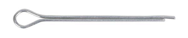 Sealey - SPI100  Split Pin 1.6 x 25mm Pack of 100