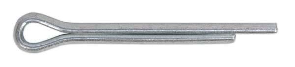 Sealey - SPI106  Split Pin 3.6 x 38mm Pack of 100