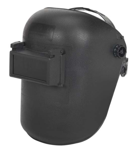 "Sealey - SSP101  Welding Head Shield 2"" x 4-1/4"" Shade 10 Lens"