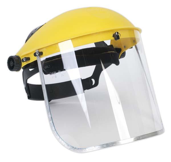 Sealey - SSP11E  Browguard & Full Face Shield