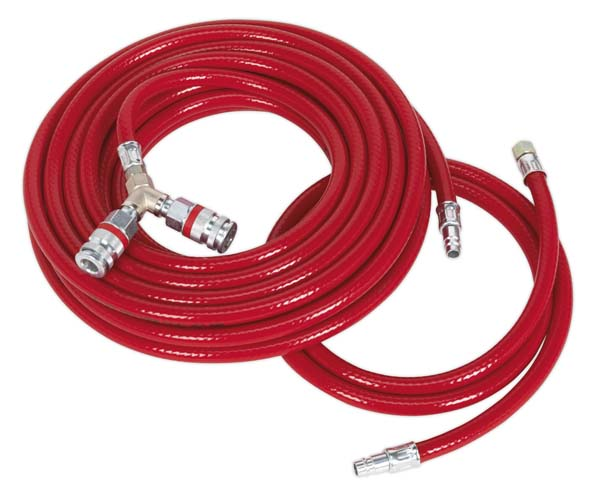 Sealey - SSP20H  Low Toxic Breathing Hose 10mtr