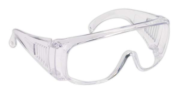 Sealey - SSP29  Safety Spectacles BS EN 166/F