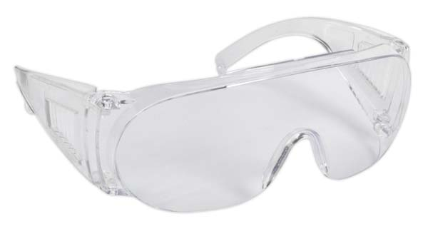 Sealey - SSP301  Safety Over-Spectacles BS EN 166/F