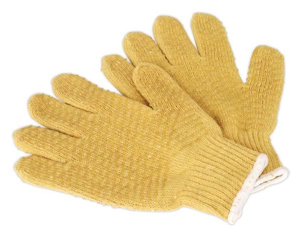 Sealey - SSP33  Anti-Slip Handling Gloves Pair
