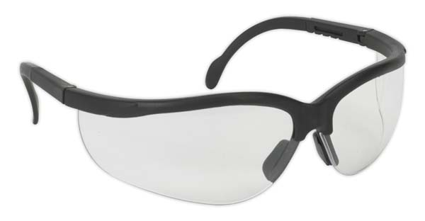 Sealey - SSP44  Adjustable Arm Safety Spectacles