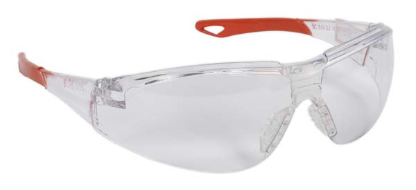 Sealey - SSP61  Safety Spectacles - Clear Lens