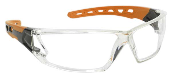 Sealey - SSP66  Safety Spectacles - Clear Lens