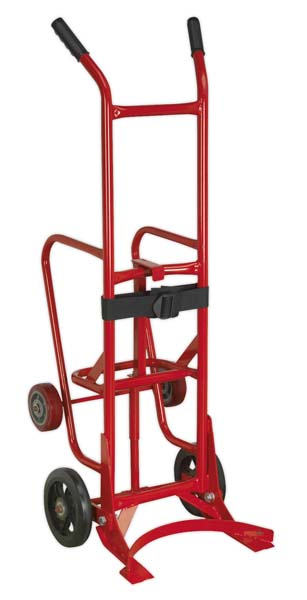 Sealey - ST35  Drum Trolley/Stillage 205ltr