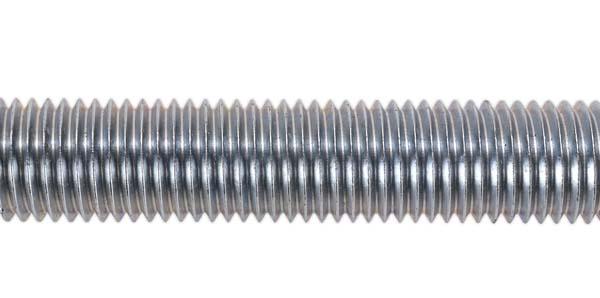 Sealey - STUD24  Studding M24 x 1mtr Zinc DIN 975 Pack of 2