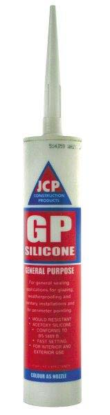 JCP General Purpose Silicone - Clear