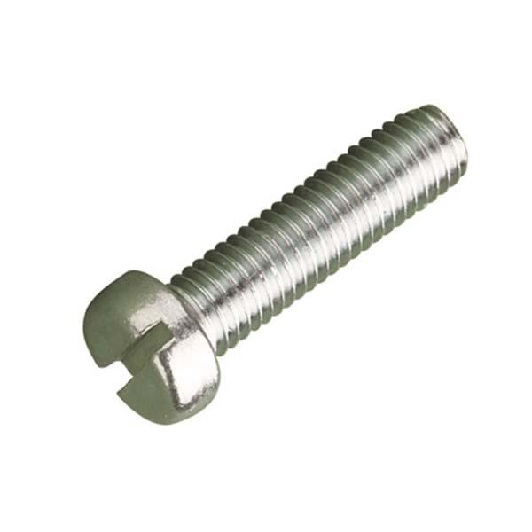 M1.6 X 10 SLTD CHEESE M/C SCREWS A2     DIN 84