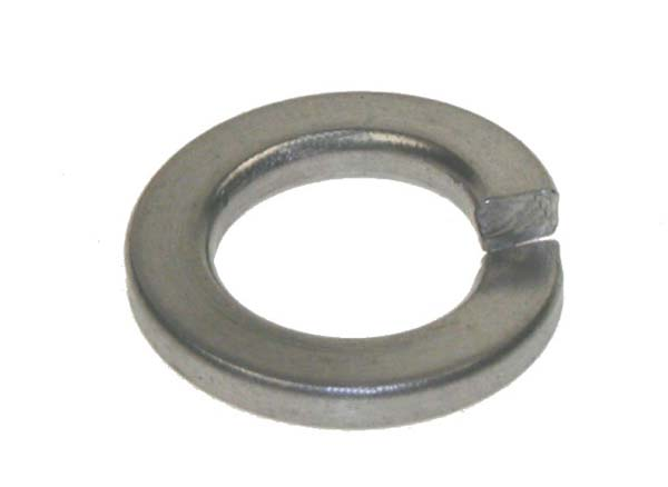 M16 S/COIL SPRING WASHERS A2  - RECTANGULAR SECTION     DIN 127B
