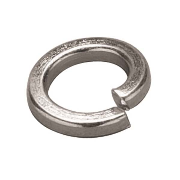 M3.5 S/COIL SPRING WASHERS A2 - SQUARE SECTION     DIN 7980
