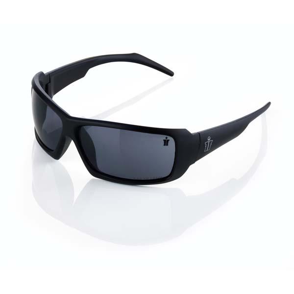 Scruffs Eagle Safety Specs Blk Smoke Lens