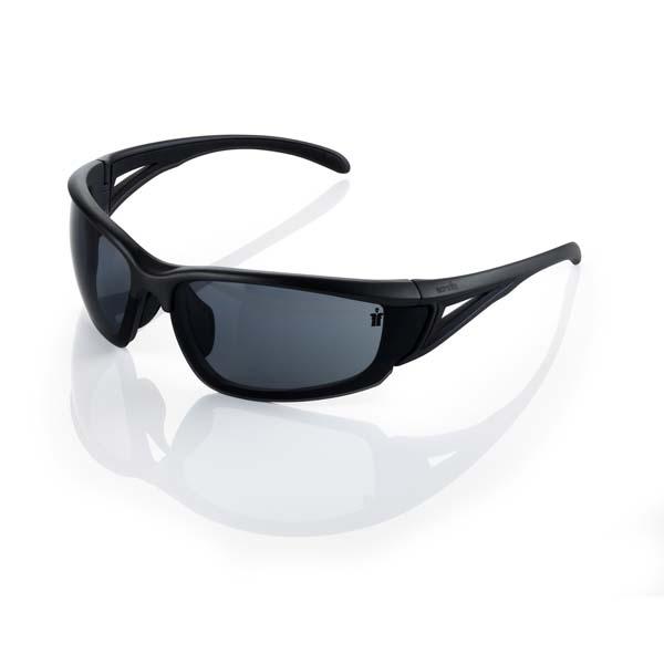 Scruffs Hawk Safety Specs w/Smoke Lens