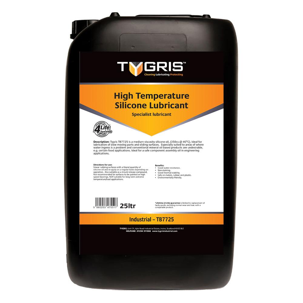 High Temperature Silicone Lubricant - 25 Kg TB7725