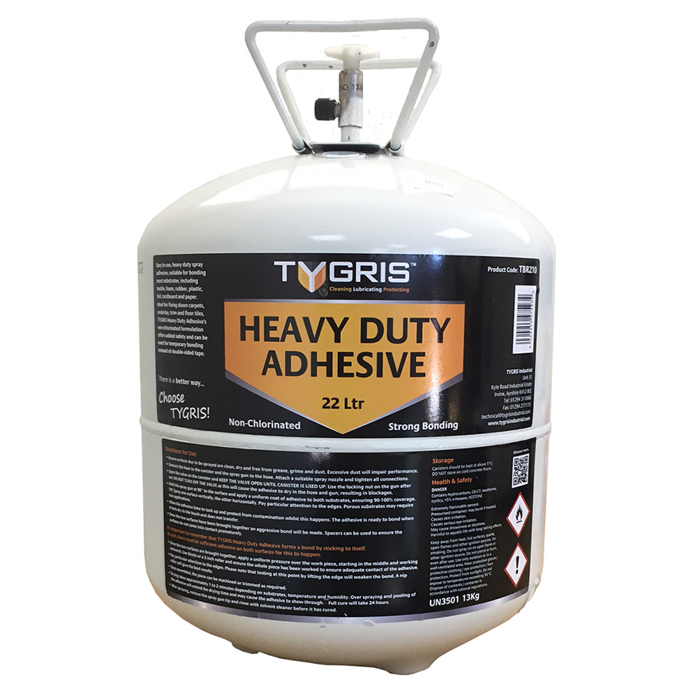 TYGRIS Heavy Duty Adhesive - 22 Litre TBR210
