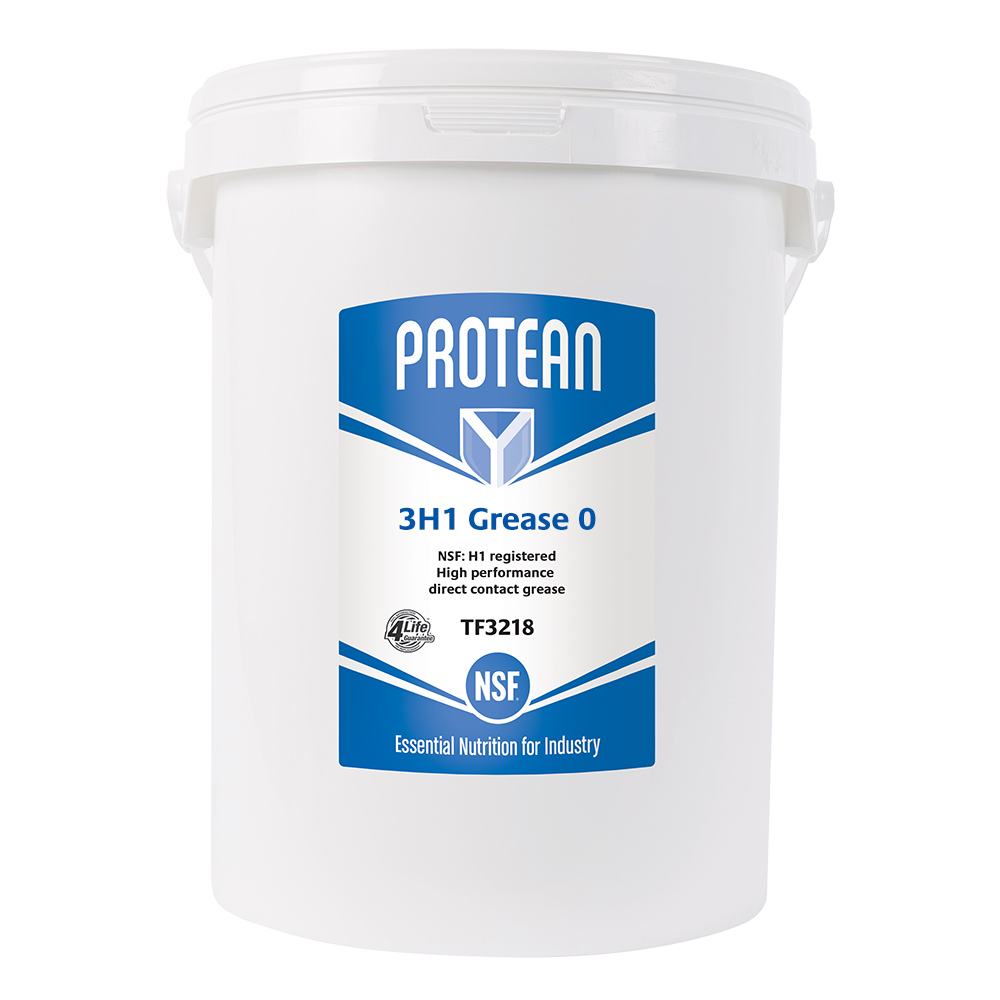 "Tygris "" PROTEAN"" 3H1 Grease 0 - 18 Kg TF3218"