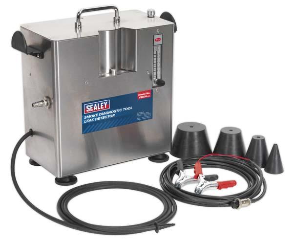 Sealey - VS870  Smoke Diagnostic Tool - Leak Detector