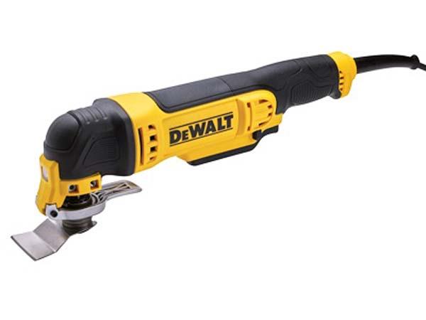 DEWALT  300W Multi-Tool with Accessories  -