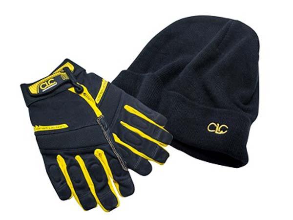 CLC (Custom Leather Craft)  Flexi-Grip Gloves & Beanie Hat  - KUNGLOVES